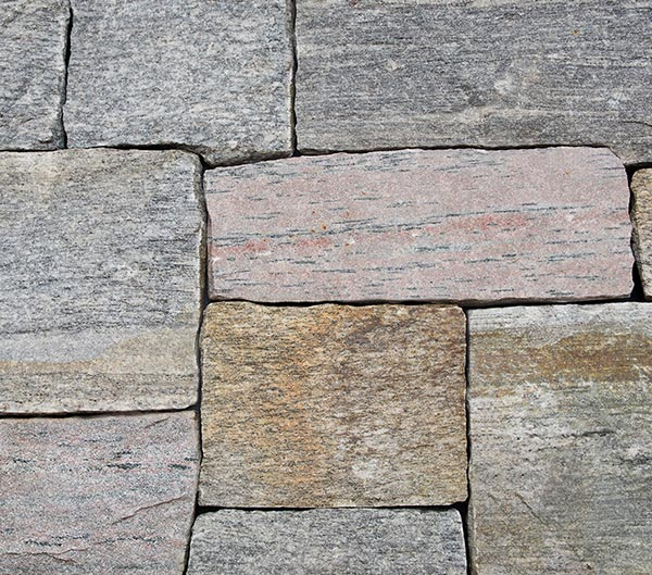 Ticonderoga Granite Ashlar