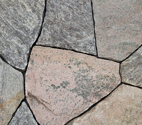 Ticonderoga Granite Mosaic