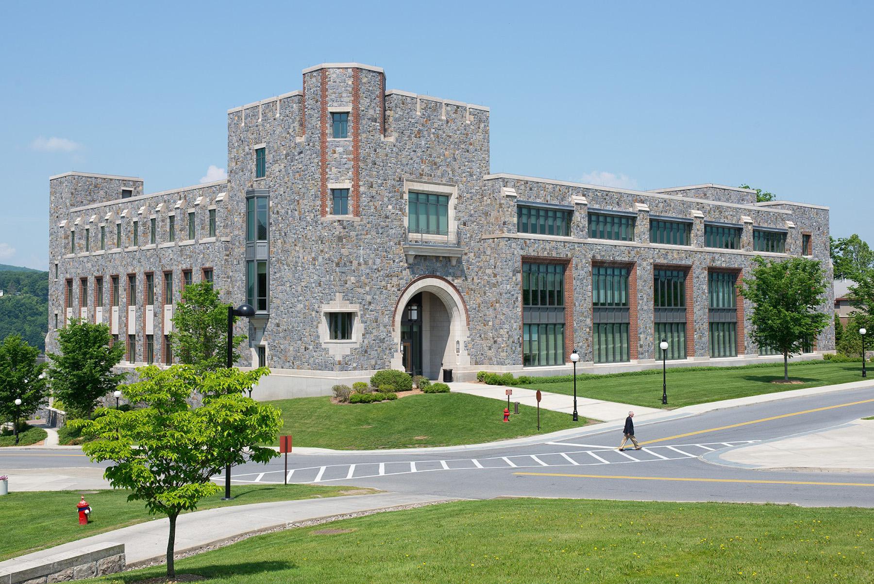 marist college stone building
