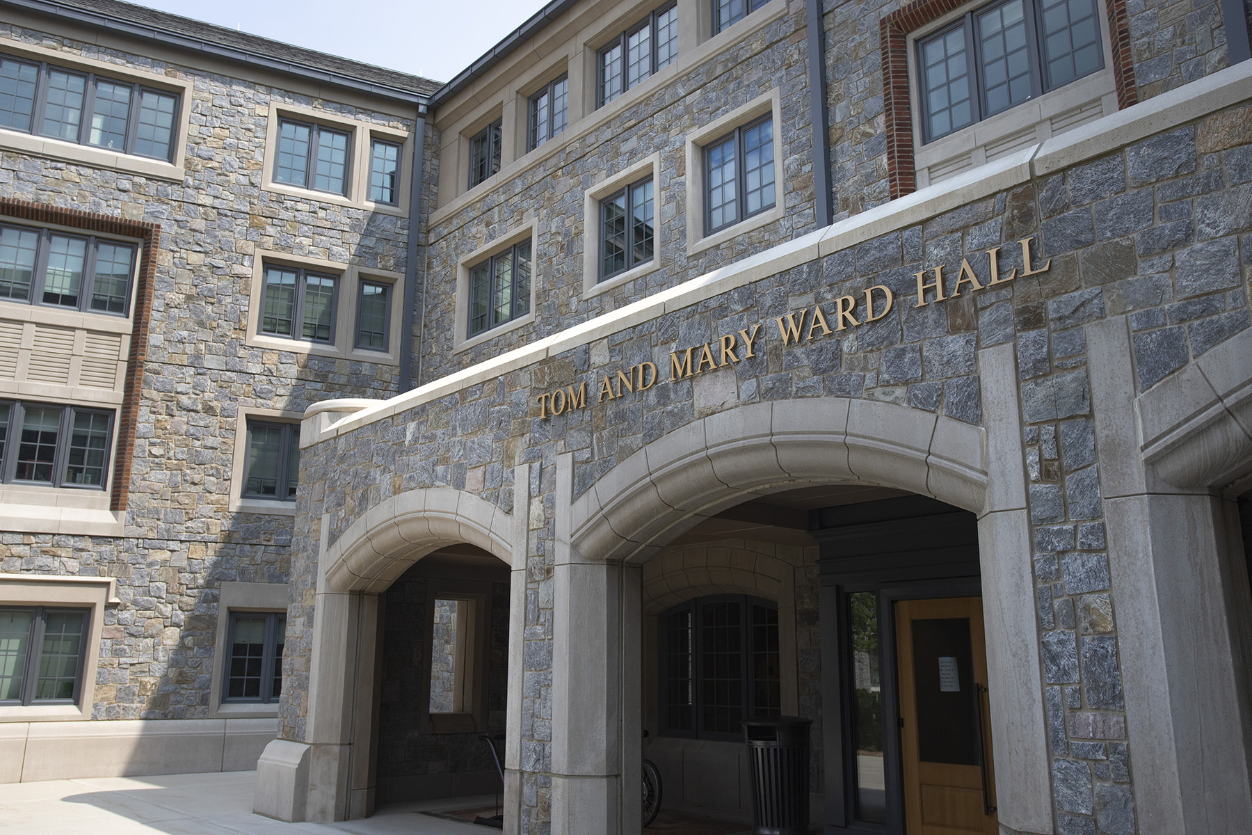 tom and mary ward hall