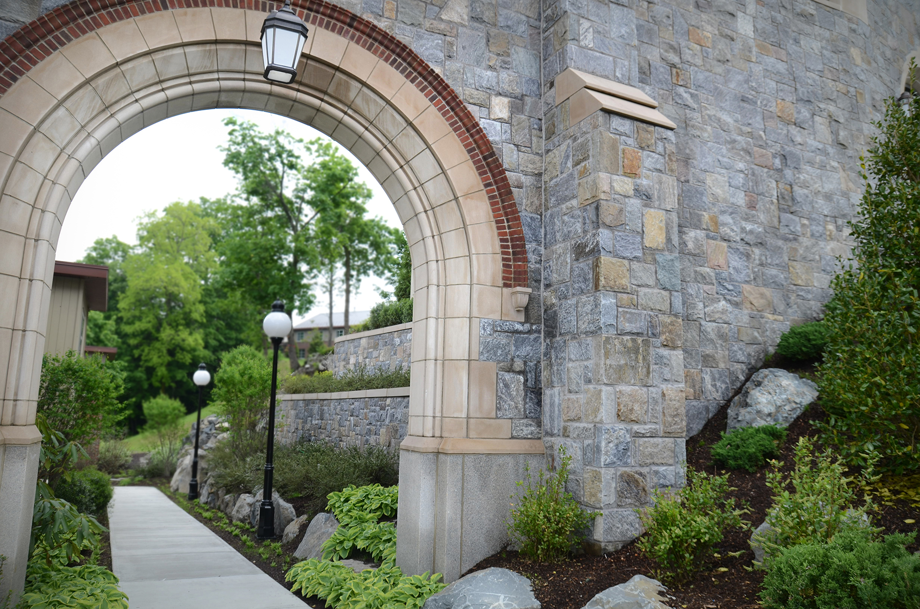marist college stone arch