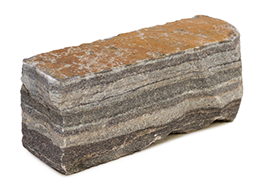 brick of ashlar stone
