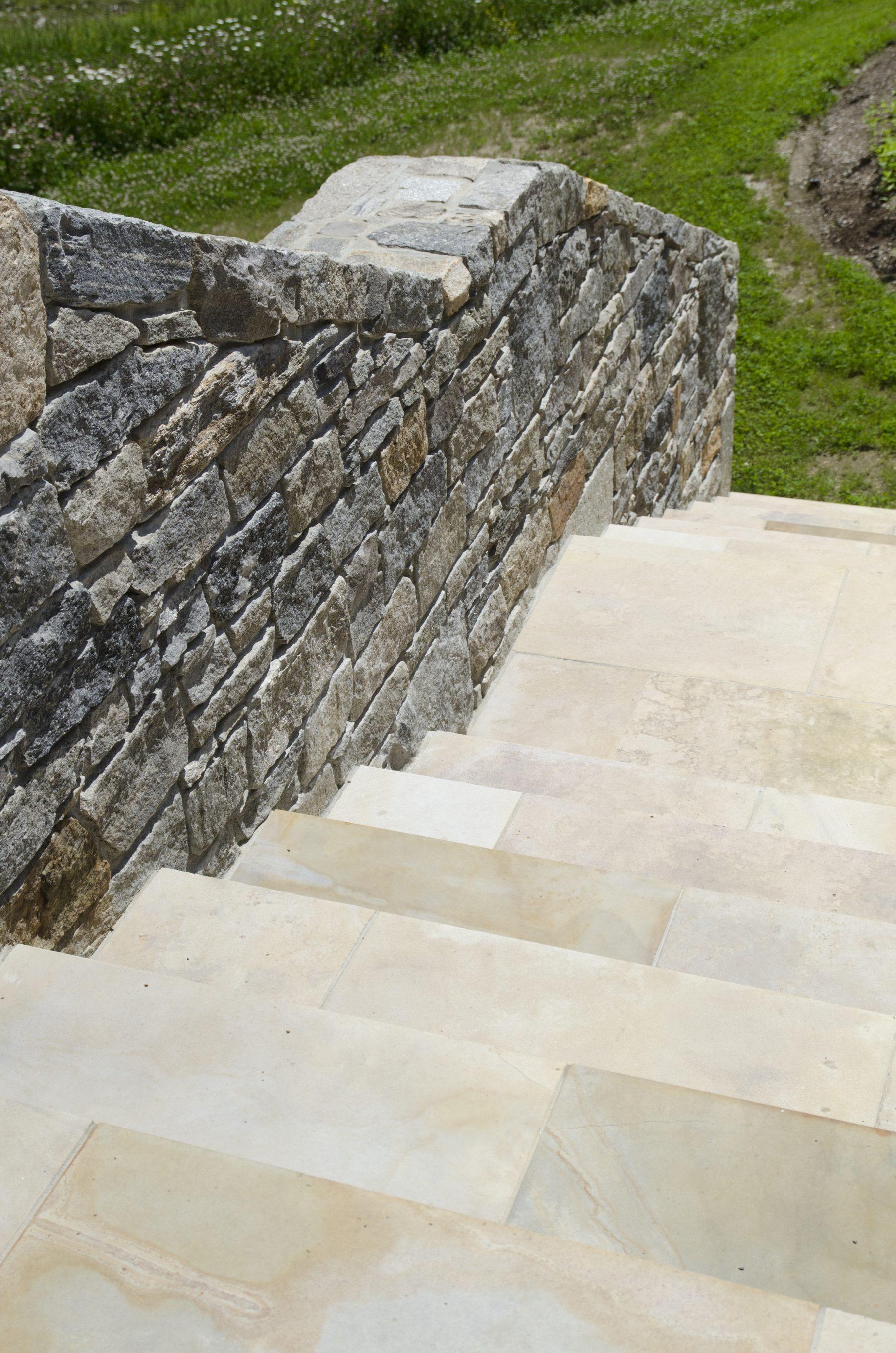 custom outdoor steps