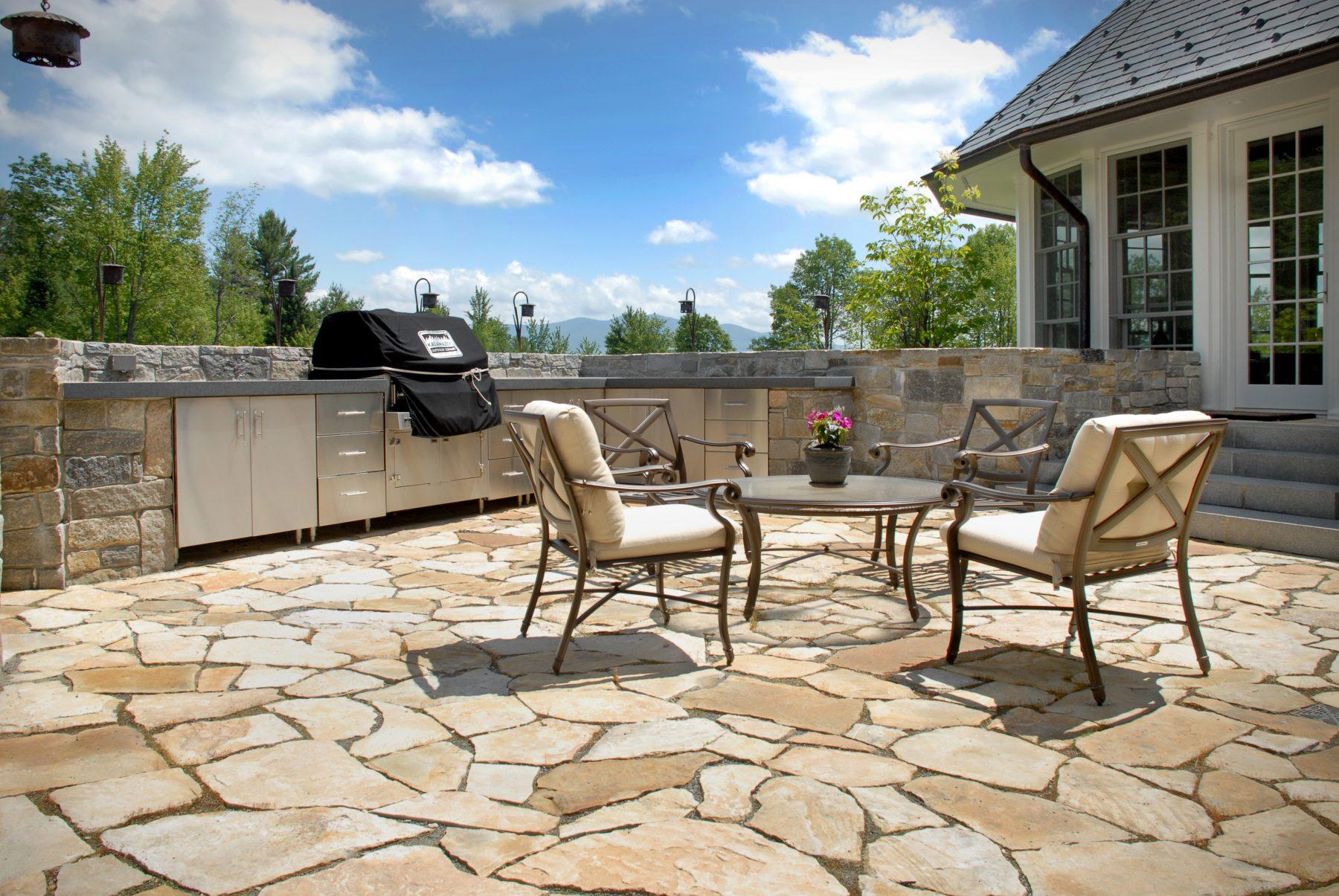 custom blend patio