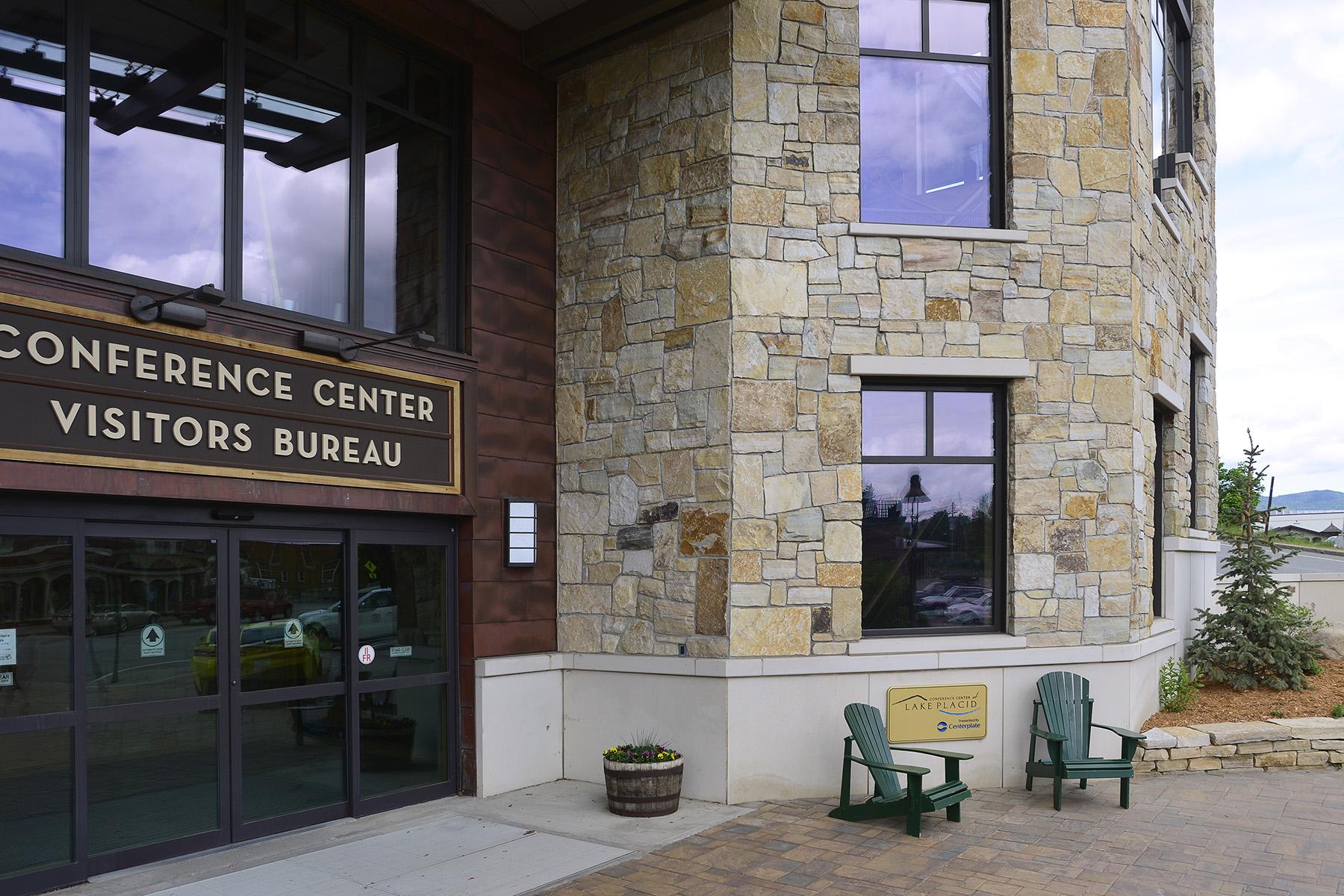 conference center visitors bureau building