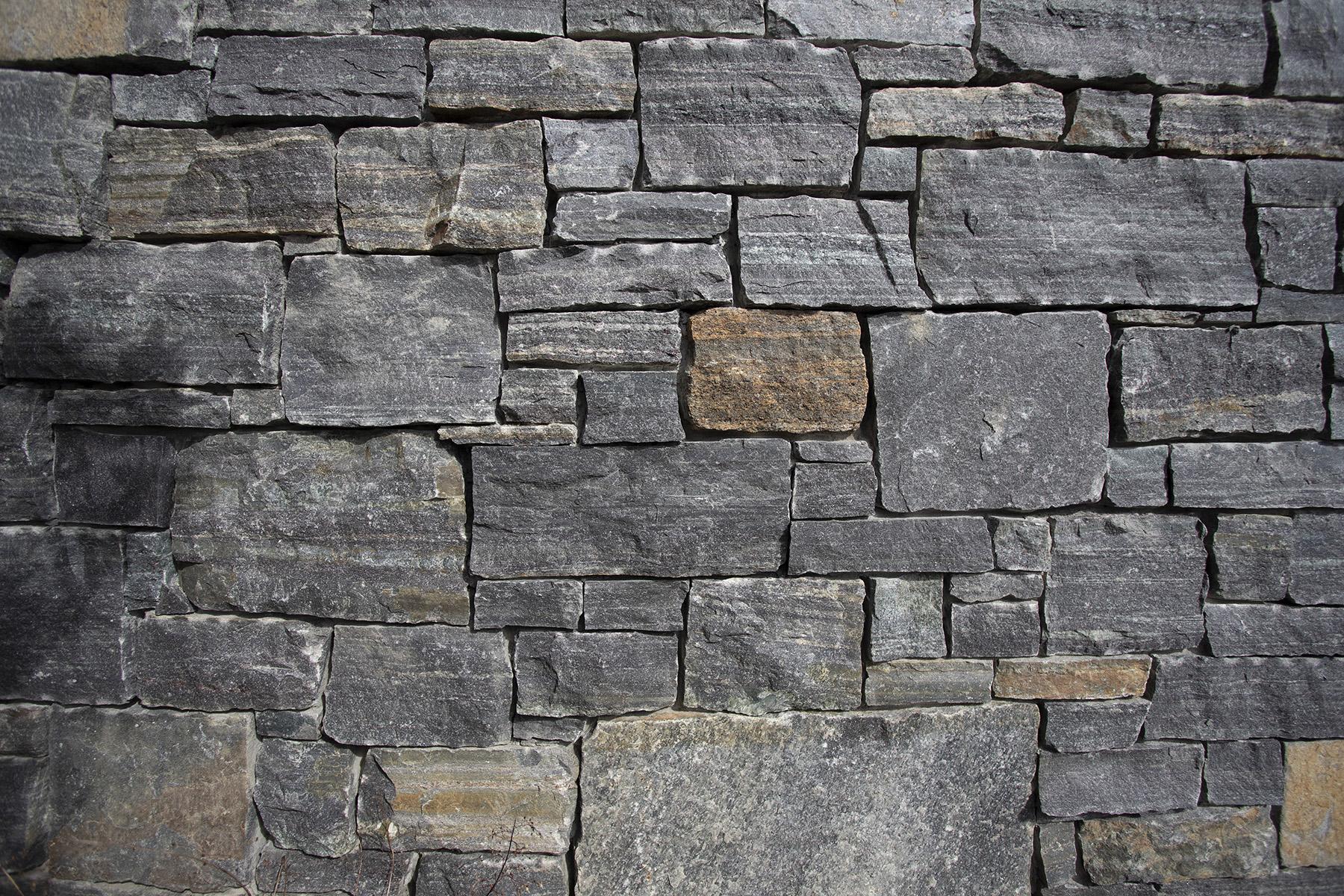 aligned stone