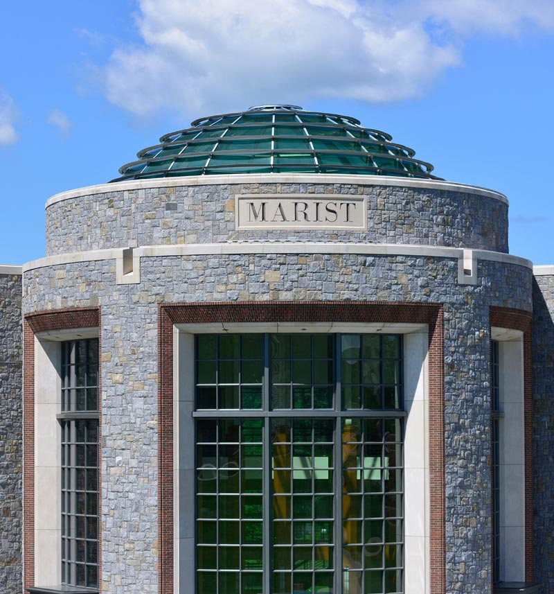 marist building made of stone