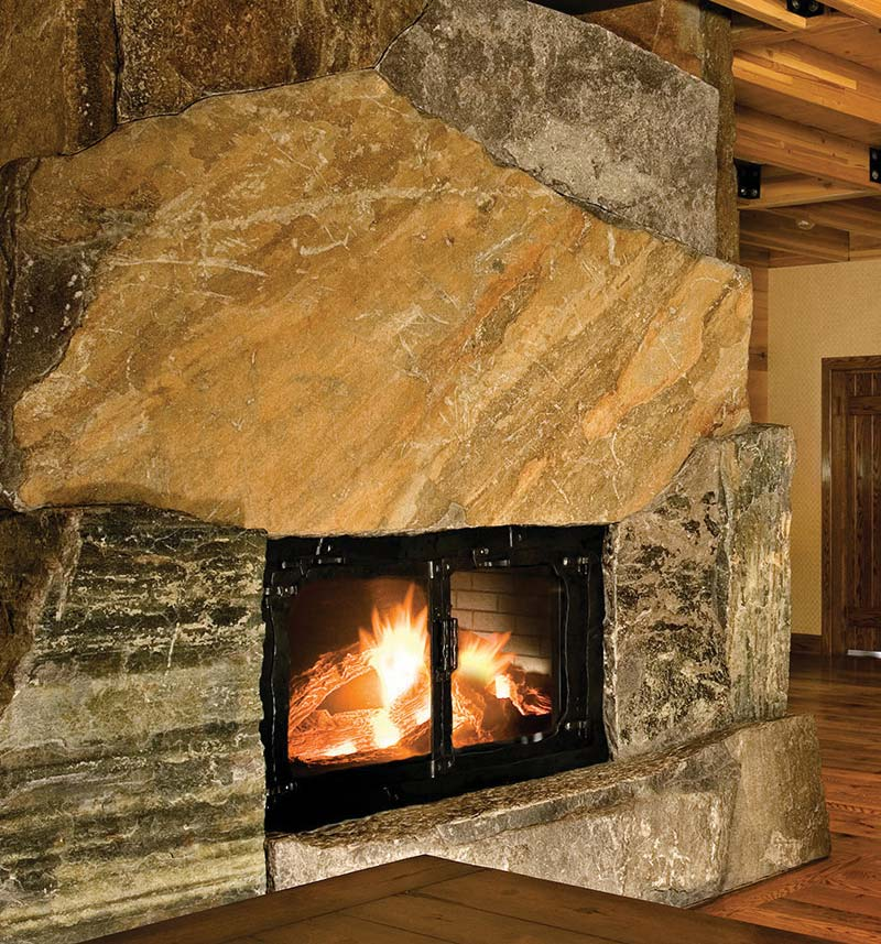 Residential Fireplace