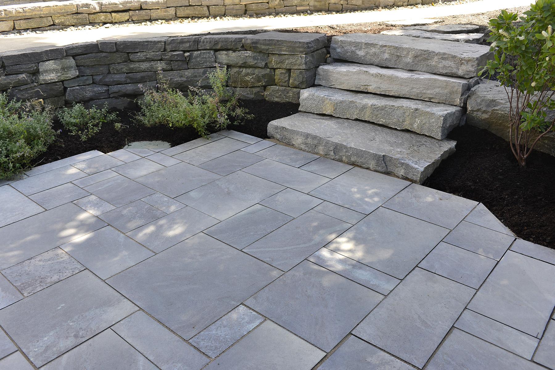 rectangular flat stone