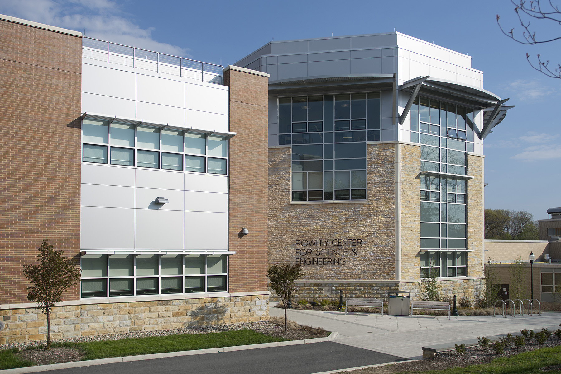 rowley center for science and engineering