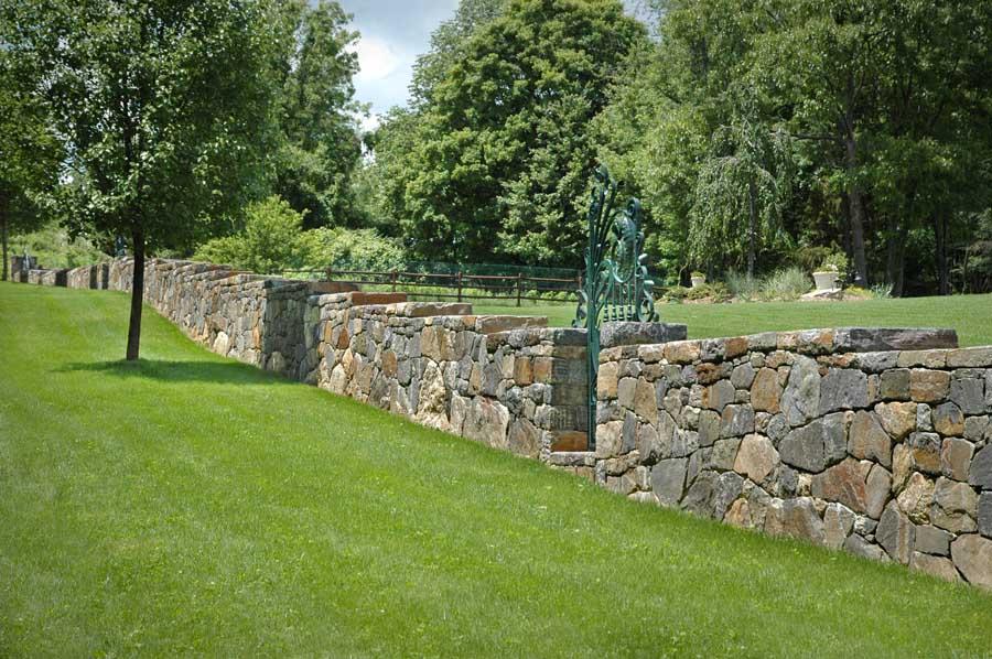 Mosaic Saratoga Wall