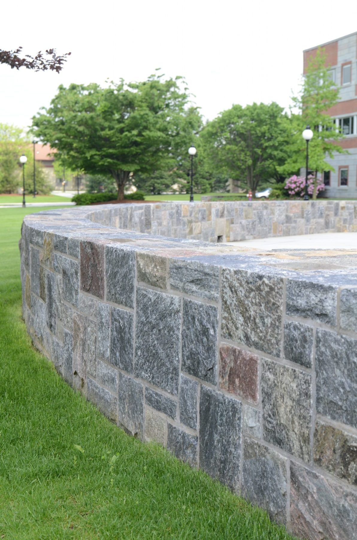Ticonderoga Squared/ rectangular wall