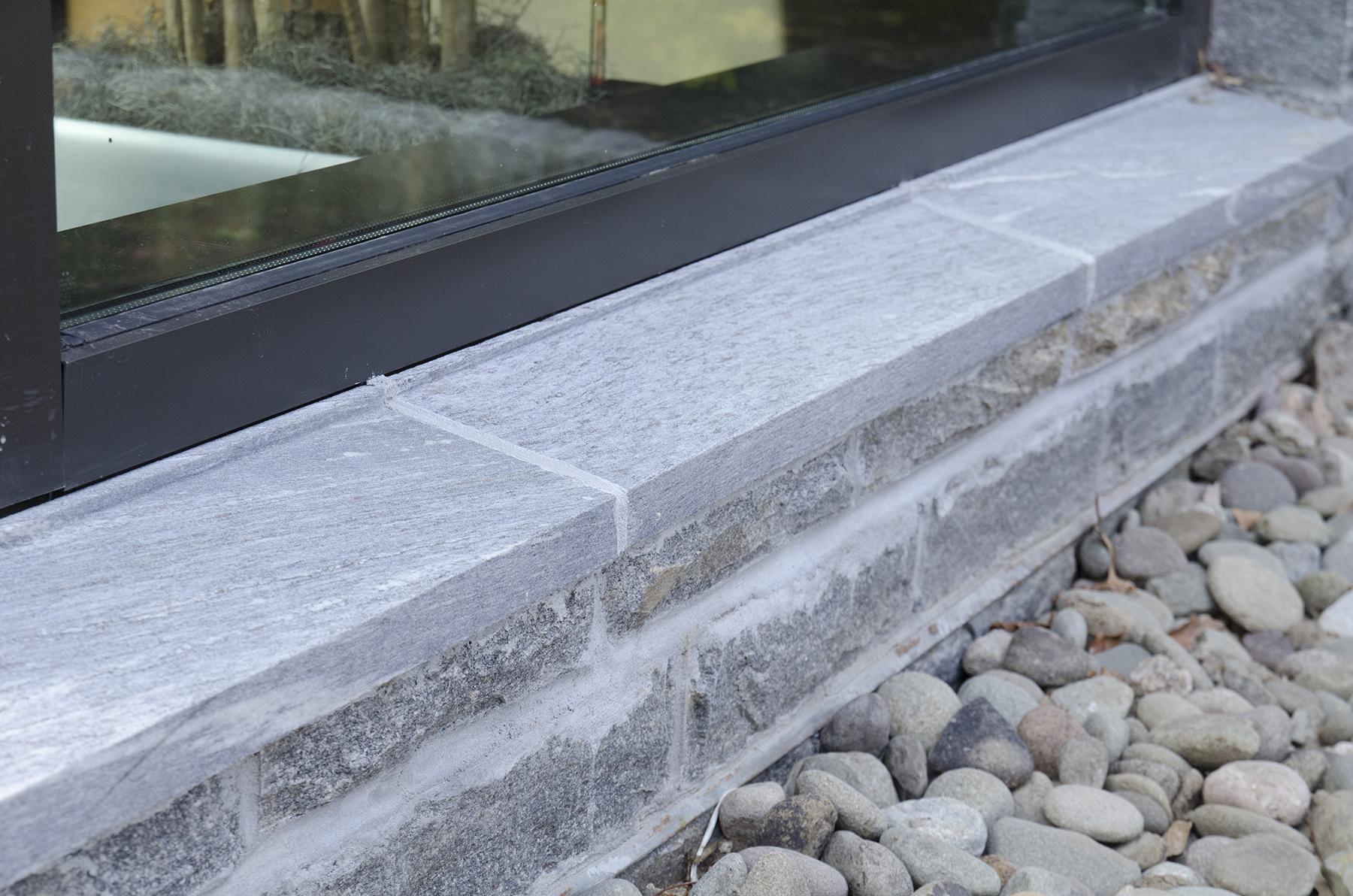 stone ledge