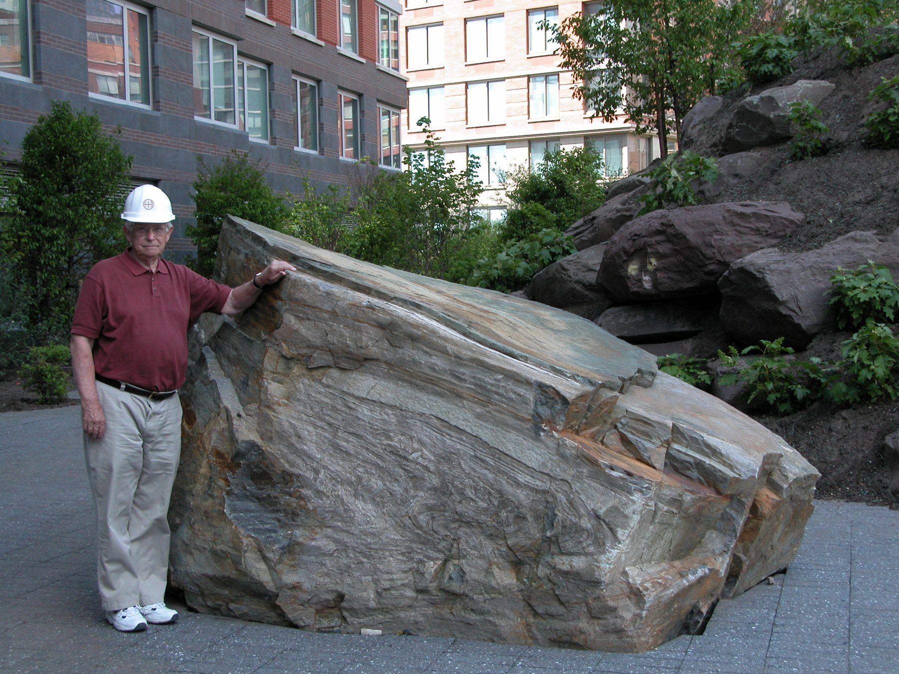 6 foot boulder