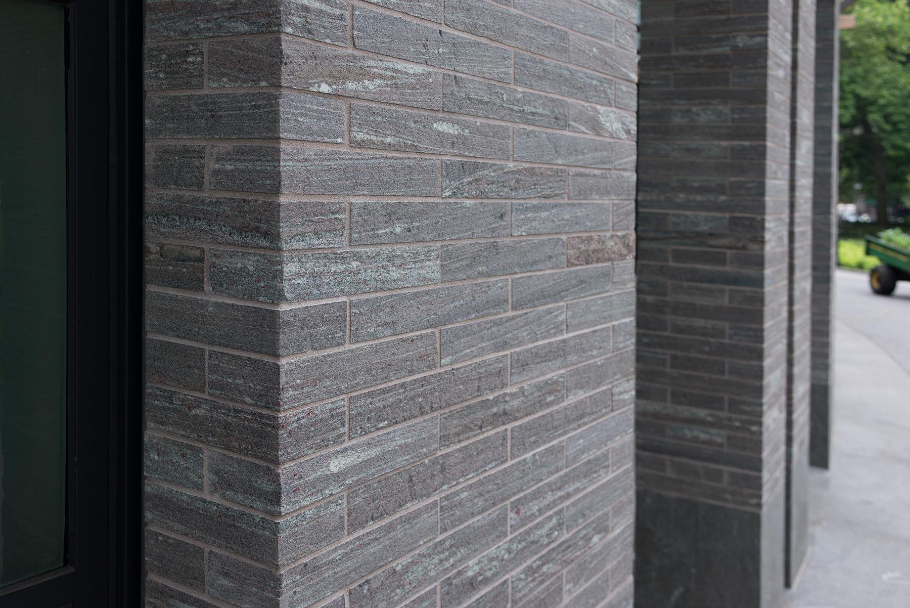 textured stone brick