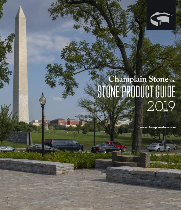 Stone product Guide 2019 Cover