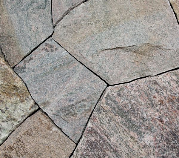 Crown Point Granite Mosiac