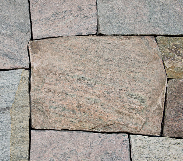 Crown Point Granite Roughly Squared Roughly Rectangular