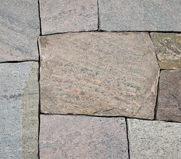 Crown Point Granite Roughly Square / Rectangle